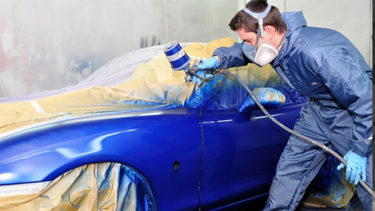 Vehicle Paint Repair & Full Body